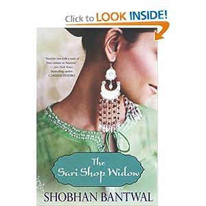 The Sari Shop Widow Shobhan Bantwal