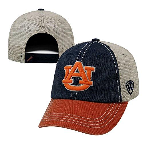 Auburn Tigers Offroad Tri-Tone Youth Adjustable (War Trucker Hat)