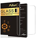iPad Air 2 Screen Protector,by Ailun,Tempered Glass,for Apple iPad Air 1&2 Generation,9H Hardness,2.5D Edge,Anti-Scratch,Case Friendly-Siania Retail Package