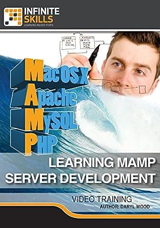 Amazon com: Learning MAMP Server Development [Online Code