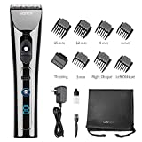 Best Hair Clippers - WONER Hair Clippers for Men Professional Cordless Rechargeable Review