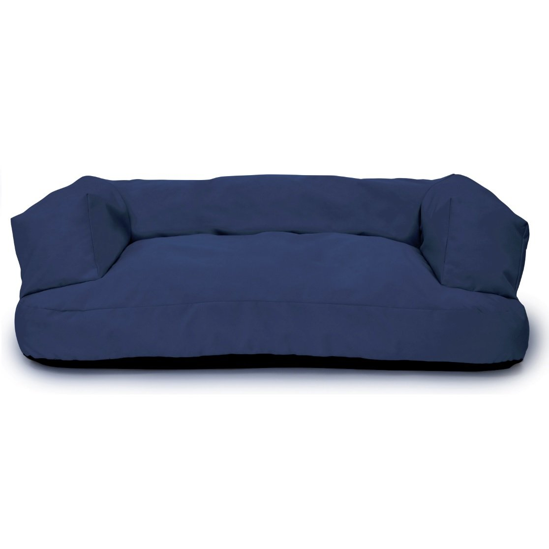 Great Dane Dog Bed XXL Extra Large Washable - Therapeutic Memory Foam Fill Pet Sofa - Big Pup Couch Best Comfort Removable Cover Bundle w Rope Toy