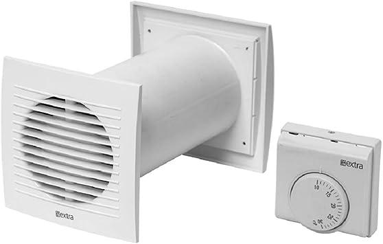 Set de calefacción de aire caliente de 125 mm de diámetro – juego ...