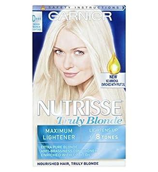 Garnier Blonde Hair Dye Review Om Hair