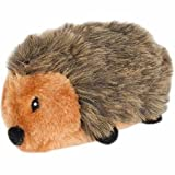 ZippyPaws Hedgehog Squeaky Plush Dog Toy, Small