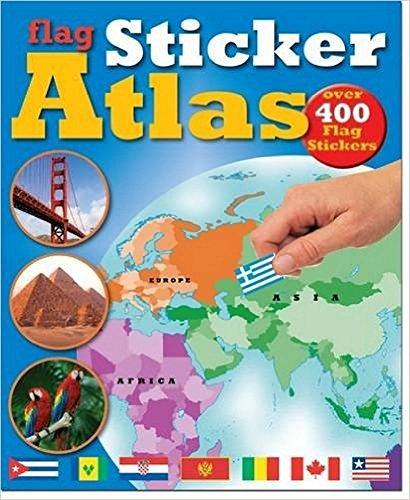 Flag Sticker Atlas: Over 400 Flag Stickers for 7+ - Flags Sticker Atlas
