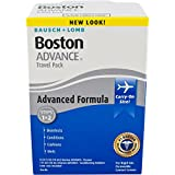 Boston Advance Comfort Formula Travel Pack For Rigid Gas Permeable Contact Lenses (pack Of 3)