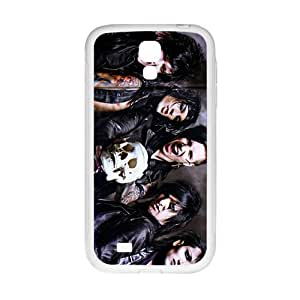 Personality women with skull Cell Phone Case for Samsung Galaxy S4 by Maris's Diary