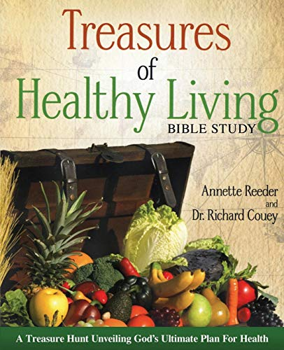 Treasures of Healthy Living Bible Study