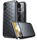 iPhone XS Wallet Case, - ASIN (B075J9V5D1)