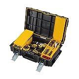 DEWALT ToughSystem Tool Box, Suitcase