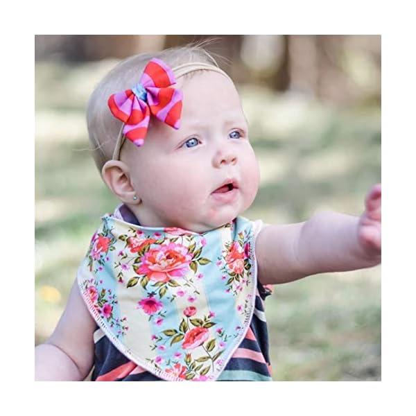 Baby Bandana Bibs