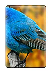 First-class Case Cover For Ipad Mini/mini 2 Dual Protection Cover Nice Blue Bird