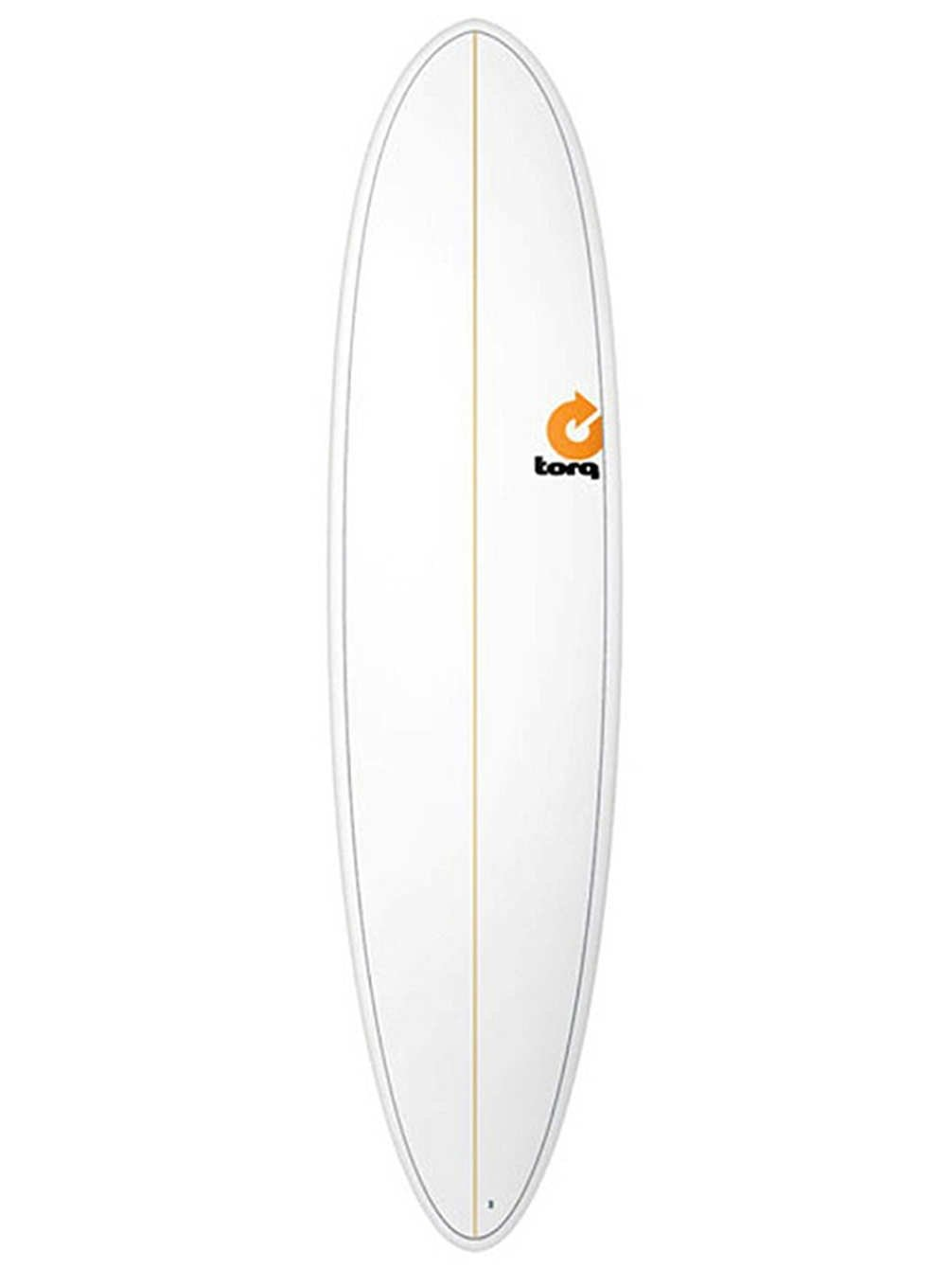 Surfboard Torq Epoxy 7.6 Funboard Pinlines