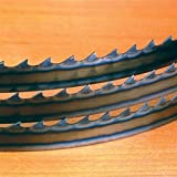 """Timber Wolf Bandsaw Blade 125"""" x 1/2"""" x 3 TPI Positive Claw"""
