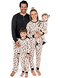 Burt's Bees Family Jammies Matching Holiday Organic Cotton Pajamas
