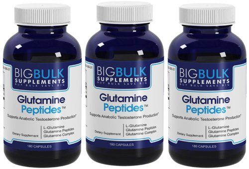 Peptides de Glutamine 10x plus