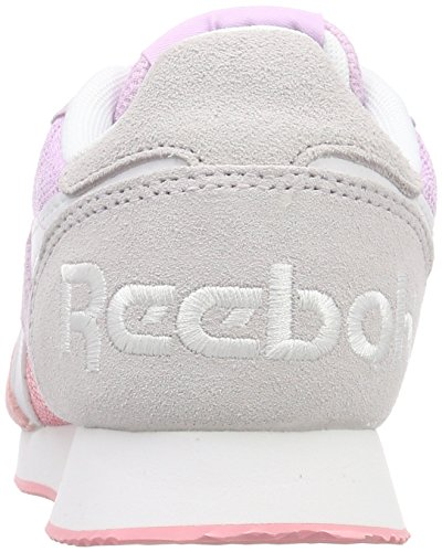Rosa moonglow white squad Pink Royal Jogger Sneaker Reebok Classic quartz Donna 2 nTgAH7Wwq