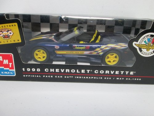 - 1998 AMT ERTL Official Pace Car of the 82nd Indianapolis 500 1998 Chevrolet Corvette