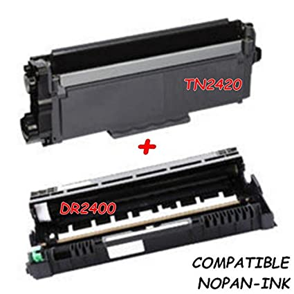 Brother MFC-L 2710 DN - dr2400 tambor compatible nopan-ink Franco ...