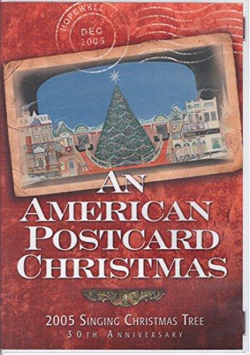 An American Postcard Christmas: 2005 Singing Christmas Tree - Bellevue Baptist Church [DVD] (Singing Tree Memphis Christmas)