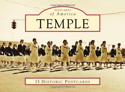 Read Online Temple (Postcards of America) PDF
