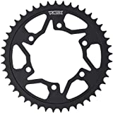 Vortex 438S-43 Black 43-Tooth 530-Pitch Steel Rear Sprocket
