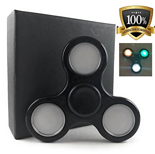 dominion-led-black-fidget-spinner-toy-high-speed-ceramic-bearing-for-anxiety-and-stress-relief
