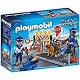 Playmobil City Action 6878 Barrage