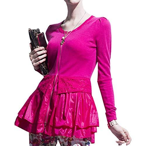 Automne Haute Femme Top Qualit Mode Tricot De UE1Sx