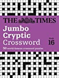 The Times Jumbo Cryptic Crossword Book 16