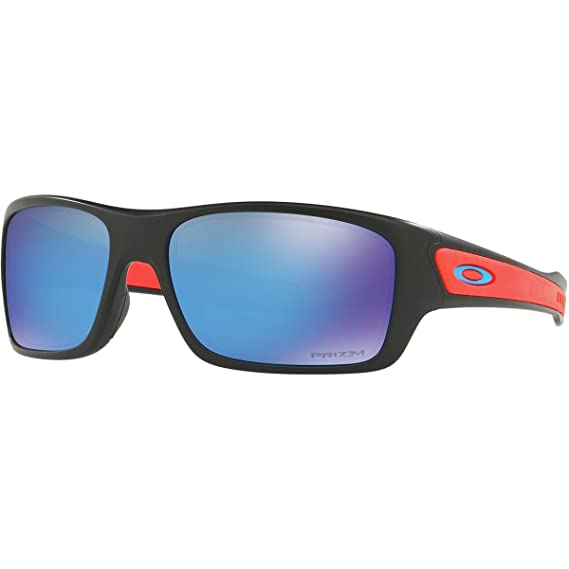 f75acc025f usa oakley turbine xs matte black prizm sapphire youth sunglasses cd3ff  a8e44