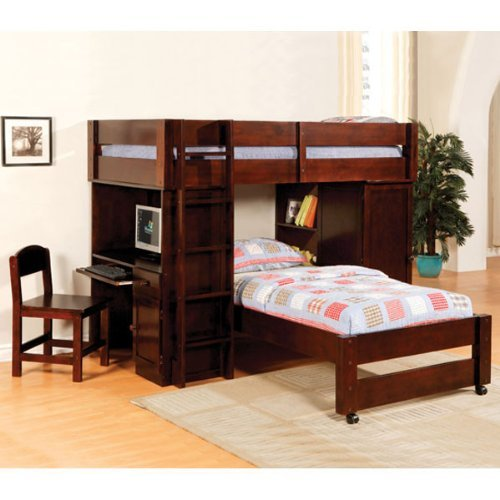 Bed Youth Bedroom Set - 2