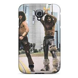 Hard Protect Phone Cases For Samsung Galaxy S4 (rye16193VExK) Custom Lifelike Manowar Band Image