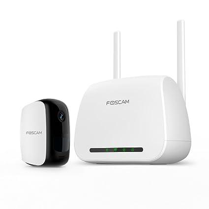 Prime Amazon Com Foscam E1 Wire Free Home Security Camera System Wiring Cloud Peadfoxcilixyz