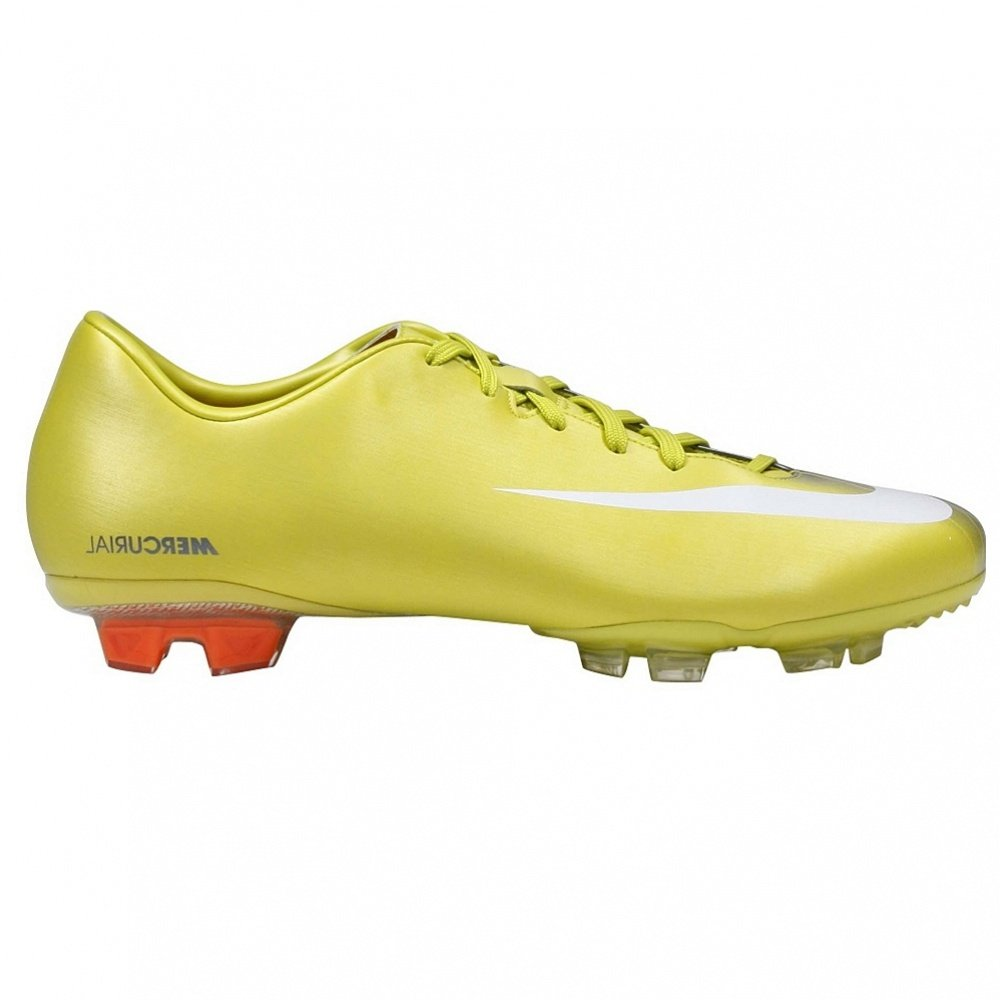 Nike MERCURIAL MIRACLE FG, brght ccts Weiß-anthrct-ttl o, Gr.45.5 (US11.5) (UK10.5)