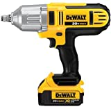 DEWALT DCF889HM2 20-volt MAX Lithium Ion 1/2-Inch High Torque Impact Wrench with Hog Ring Review