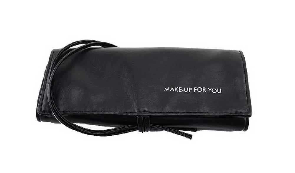 d9b58ddb25d9 Amazon.com : 7-Pocket Makeup Kit Cosmetic Bag Makeup Brush Bag ...