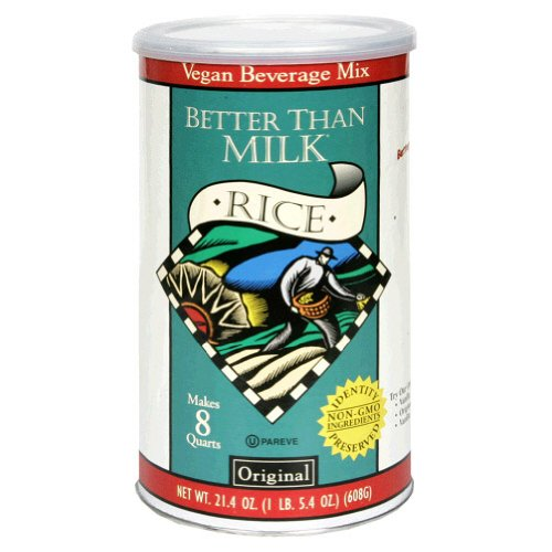 Better Than Milk, Mix Rice Original, 21 oz. (6 Pack) by Better Than Milk