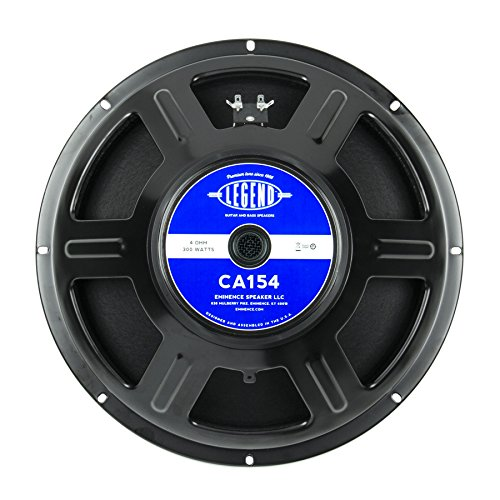 Eminence Legend CA154 15in 300W 4 Ohms (Best 15 Bass Cabinet)