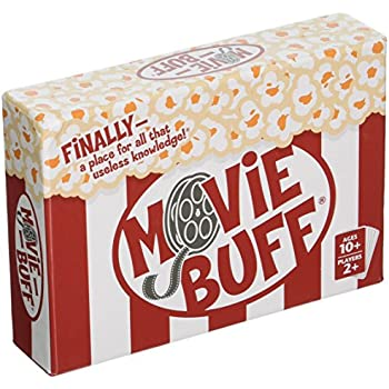 Golden Bell Studios Movie Buff: The World's Greatest Movie Trivia Card Game