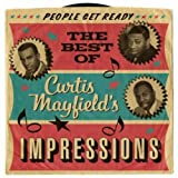 UK two CD collection. Lead by Curtis Mayfield, the Impressions are one of the most important harmony groups in the history of popular music, racking up 14 US Top 40 hits and numerous R&B chart riders. Much more importantly they crafted and define...