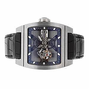 Corum Ti-Bridge mechanical-hand-wind mens Watch 022.710.04/0F01 (Certified Pre-owned)
