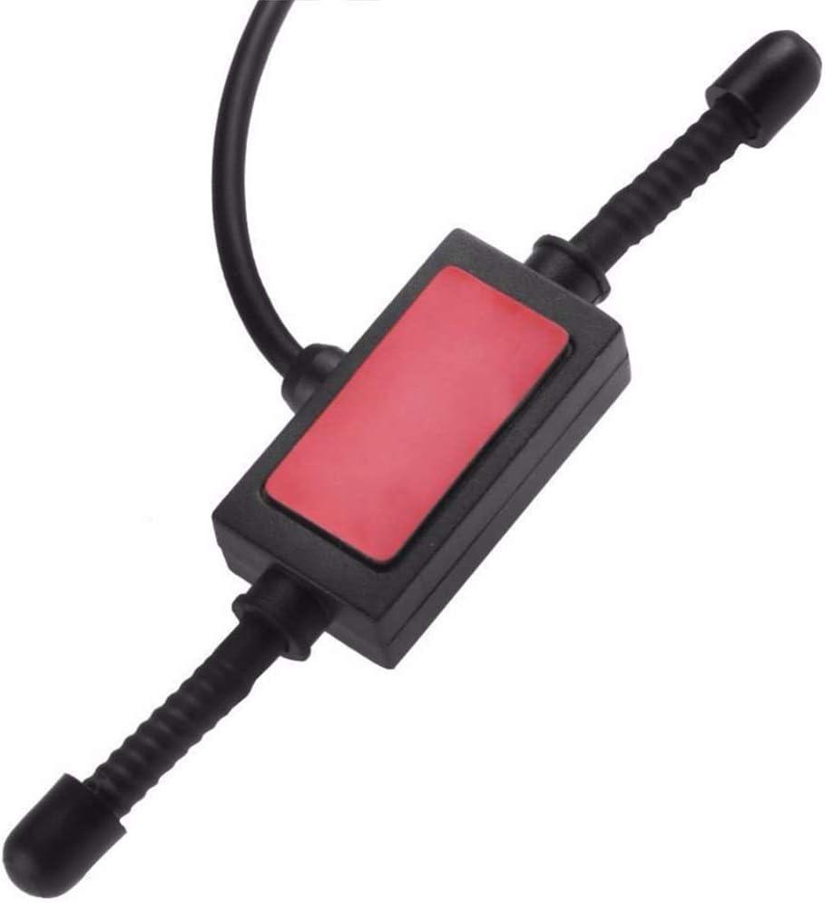 TengKo Scanner Antena para Uniden Motorola Radio de Coche BNC Cristal Pantalla Plana 4