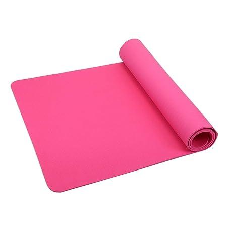 WZL Esterilla de Yoga Estera de Yoga Yoga Productos de ...