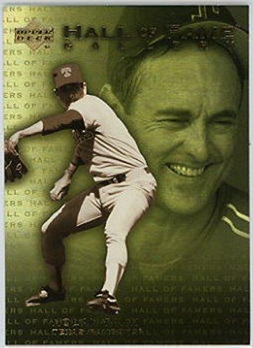 - 2001 Upper Deck Hall of Famers Gallery #G10 Nolan Ryan NM-MT Rangers