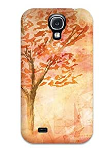 Hot Fall In October First Grade Tpu Phone Case For Galaxy S4 Case Cover