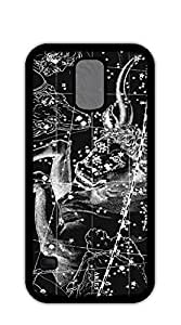 Good Vibes Unique Fashion Printing Phone case for samsung galaxy s5 purple - Simple capricornus