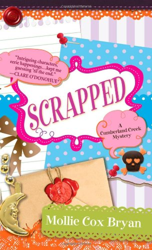 book cover of Scrapped