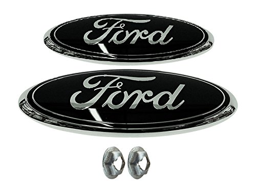 Emblem Set (Muzzys (Set of 2) FORD 2005-2014 F150 7